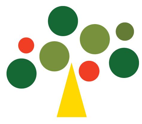 Danske Slægtsforskers logo